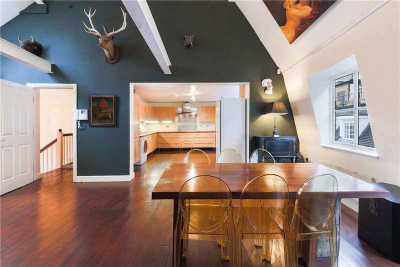 3 Bedrooms Maisonette Flat for sale in Widegate Street, City Of London, London, E1