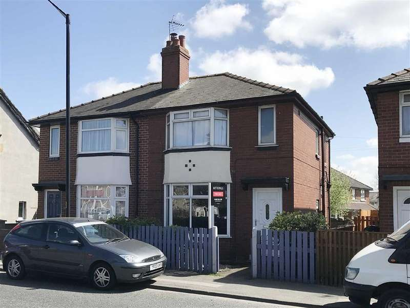 3 Bedrooms Semi Detached House for sale in Skipton Road, Harrogate, North Yorkshire