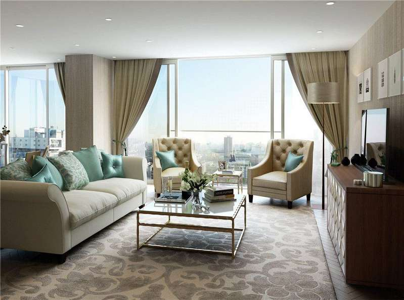 3 Bedrooms Flat for sale in Catalina House, Leman Street, Aldgate, London, E1