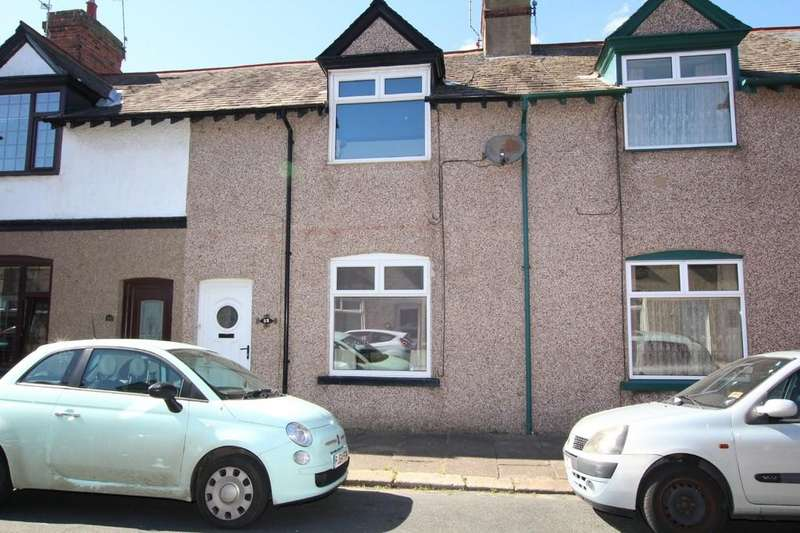 3 Bedrooms Terraced House for sale in 52 Vengeance Street, Barrow