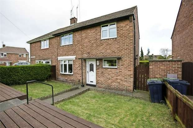 3 Bedrooms Semi Detached House for sale in Gleneagles Road, Sunderland, Tyne and Wear
