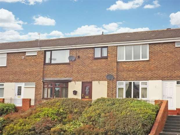 2 Bedrooms Terraced House for sale in Main Street, Shildon, Durham