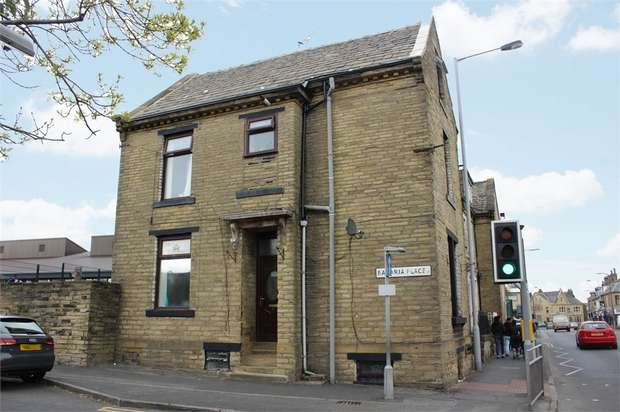 4 Bedrooms End Of Terrace House for sale in Bavaria Place, Bradford, West Yorkshire