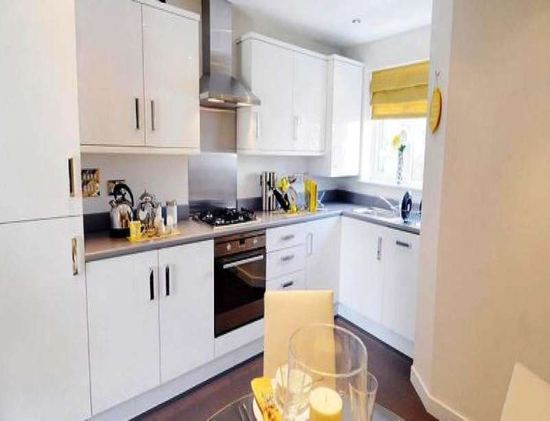 2 Bedrooms Property for sale in Rowan Tree Road, Oldham, OL8