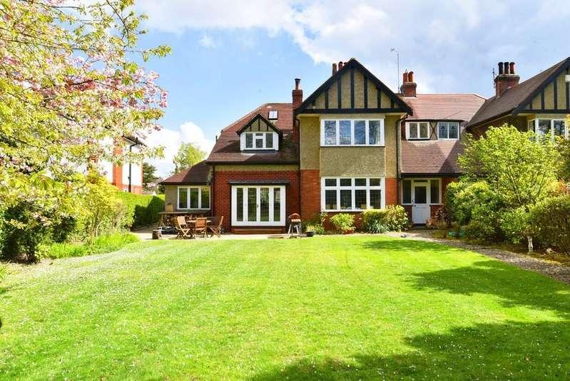 6 Bedrooms Semi Detached House for sale in Slingsby Walk, Harrogate