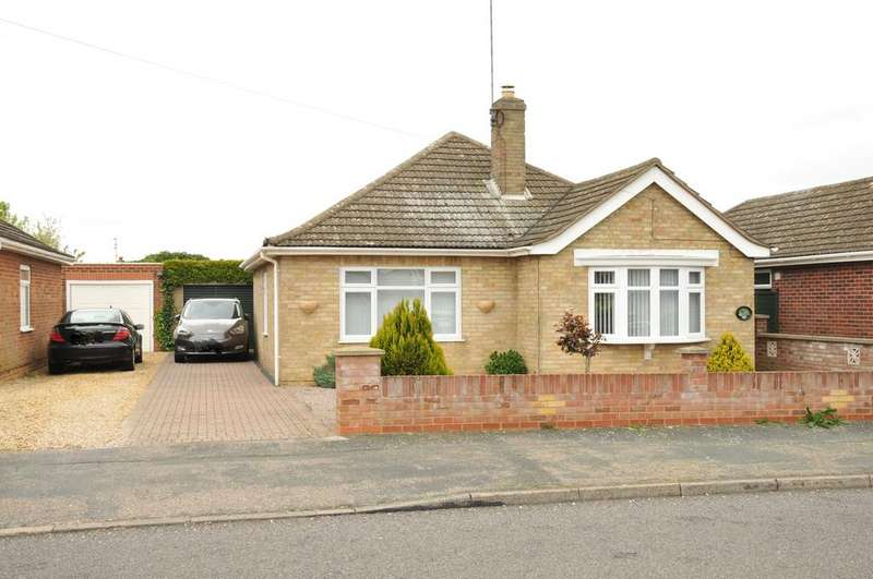3 Bedrooms Detached Bungalow for sale in Peterborough PE2