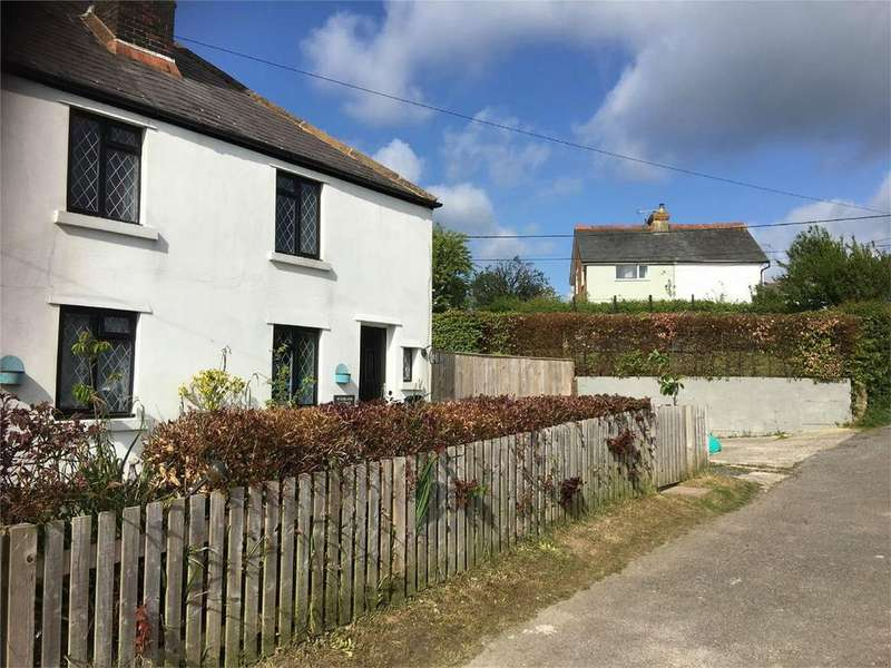 4 Bedrooms Semi Detached House for sale in 1 Woodland Terrace, New Cut, WESTFIELD, East Sussex