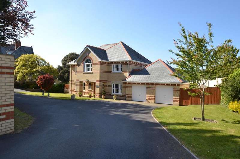 5 Bedrooms Detached House for sale in Bellaire, Barnstaple
