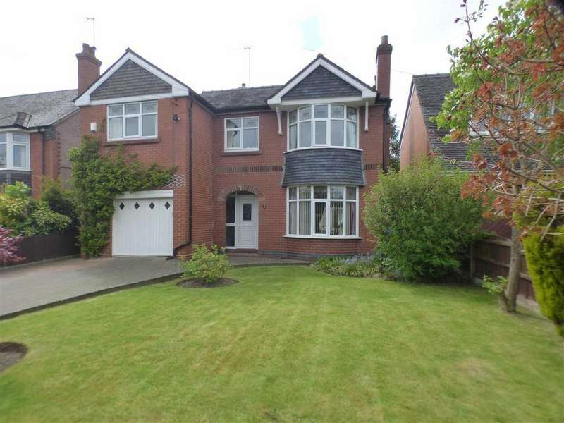 4 Bedrooms Detached House for sale in 74, Tean Road, Cheadle