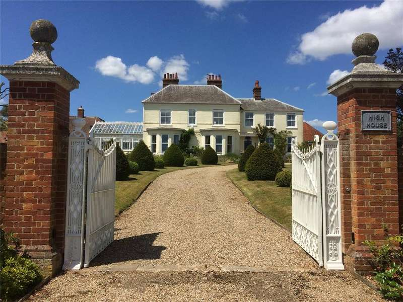 7 Bedrooms Unique Property for sale in Orford, Woodbridge, Suffolk, IP12