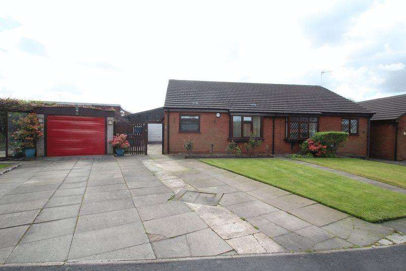 2 Bedrooms Semi Detached Bungalow for sale in Chancel Place, Rochdale OL16 1FB