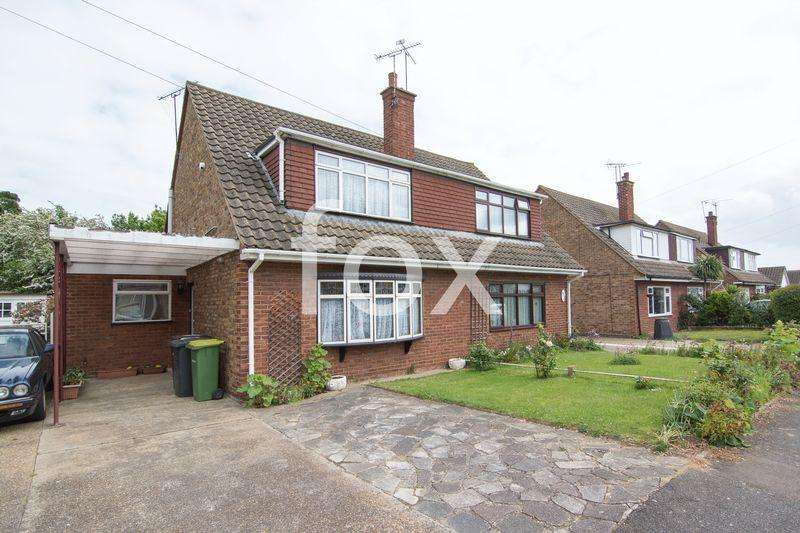 3 Bedrooms Semi Detached House for sale in Westbury, Rochford