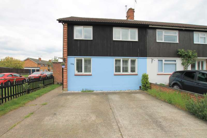 3 Bedrooms End Of Terrace House for sale in The Phillipers, Watford
