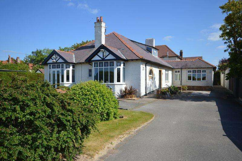 5 Bedrooms Detached Bungalow for sale in Meols Parade, Meols