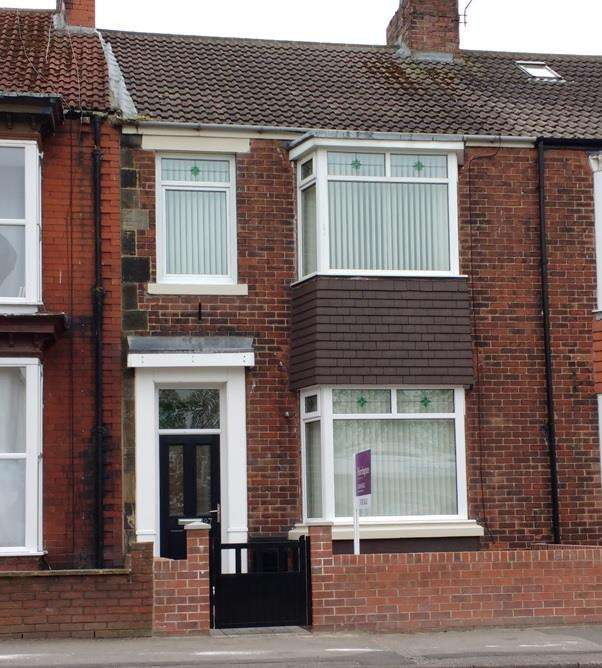 3 Bedrooms Terraced House for sale in Clyde Terrace, Spennymoor