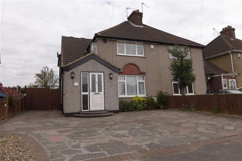 3 Bedrooms Property for sale in Kenton Lane, Harrow, Middlesex