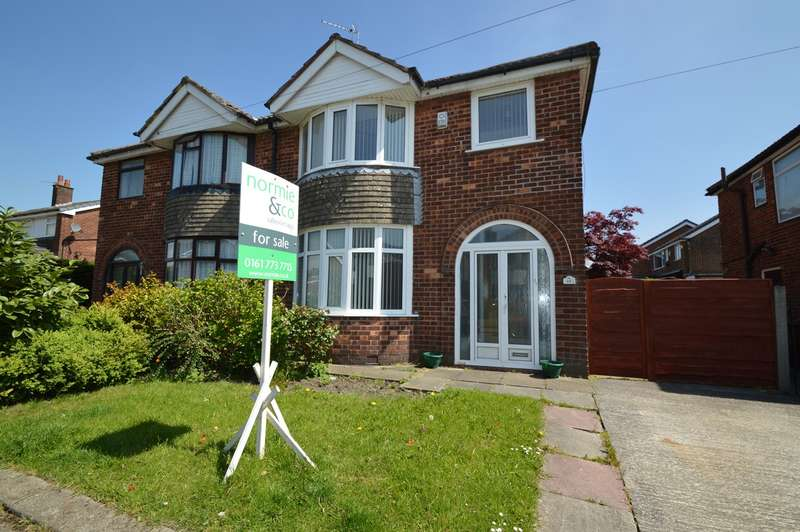 3 Bedrooms Semi Detached House for sale in Leyton Drive, Bury, BL9