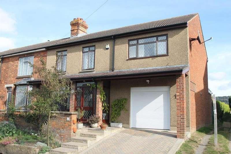 4 Bedrooms Semi Detached House for sale in Mackenders Lane, Eccles, Aylesford