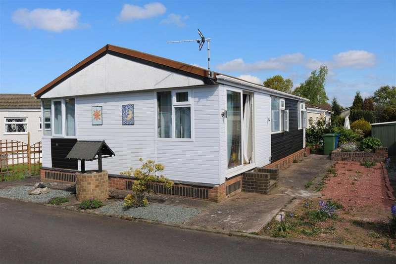 2 Bedrooms Park Home Mobile Home for sale in Amington Park, Amington, Tamworth