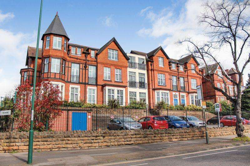 2 Bedrooms Apartment Flat for sale in The Ridge, Foxhall Road, Forest Fields