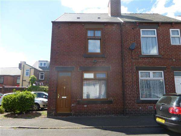 2 Bedrooms Semi Detached House for sale in Filey Avenue, Barnsley