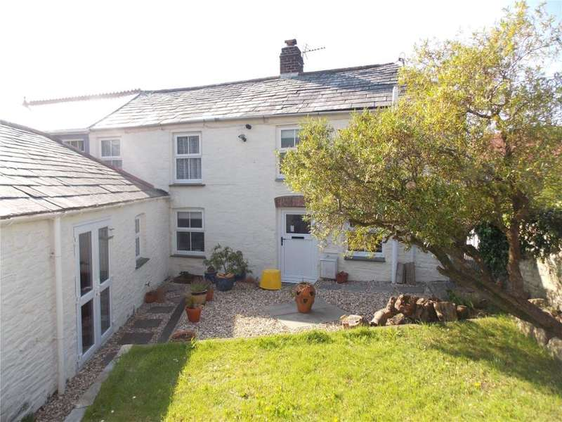 2 Bedrooms Semi Detached House for sale in Town End, Bodmin