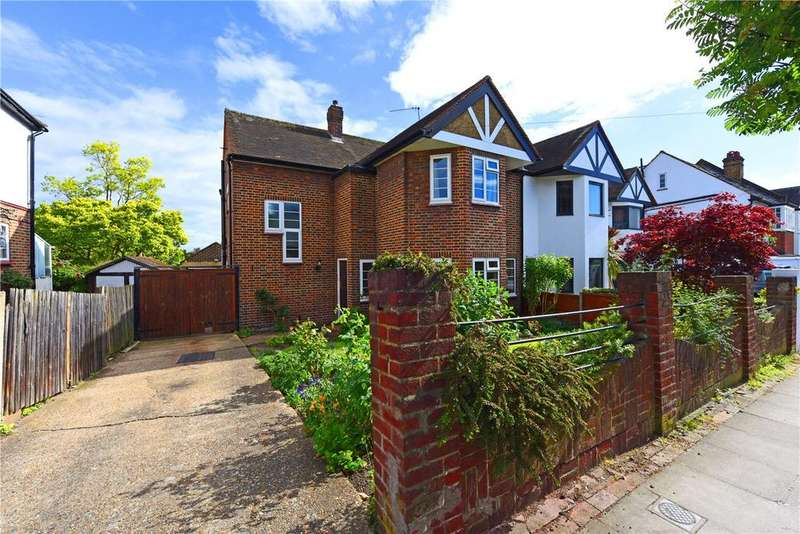3 Bedrooms Semi Detached House for sale in Seymour Road, London, SW18