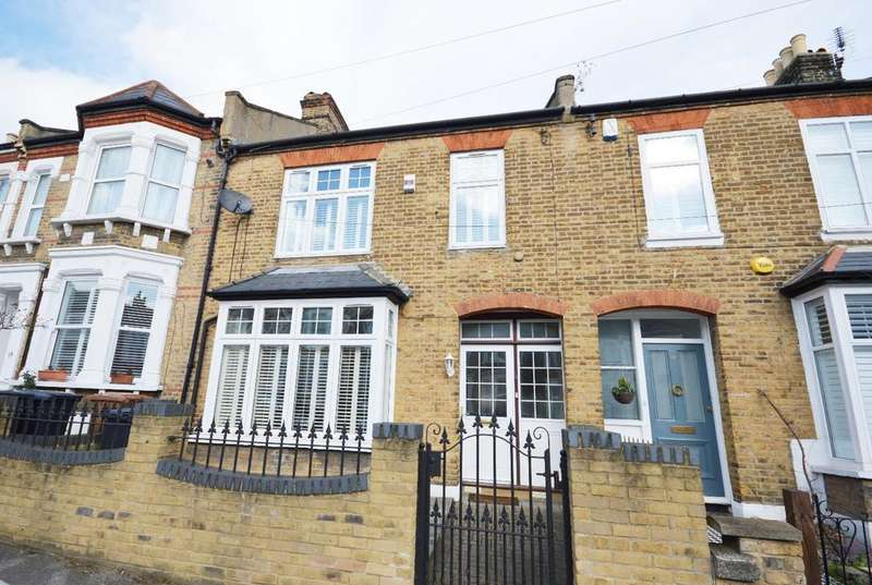 5 Bedrooms Terraced House for sale in Bartram Road Brockley SE4