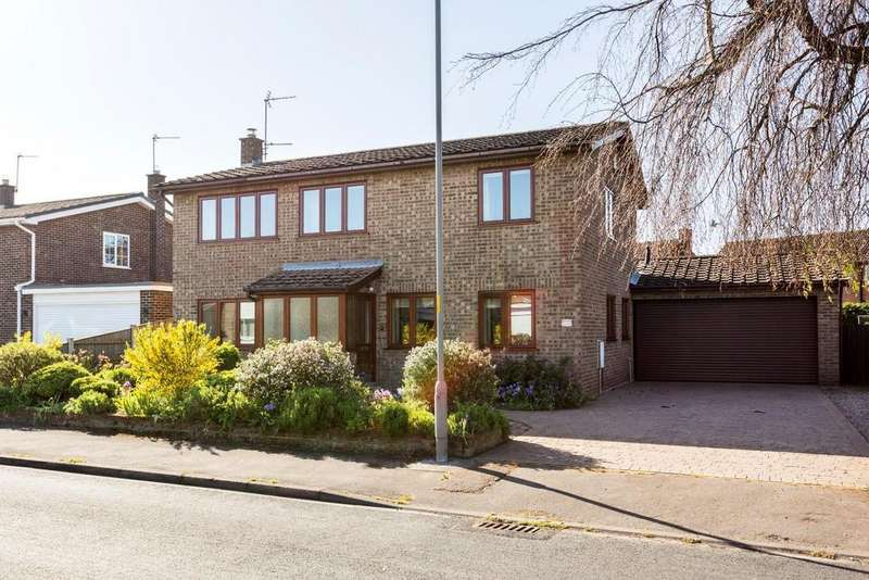 4 Bedrooms Detached House for sale in Garth Lane, Hambleton, Selby
