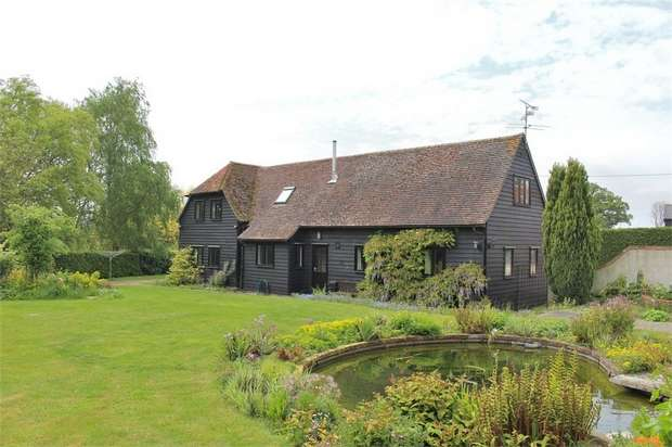 5 Bedrooms Barn Conversion Character Property for sale in Great Dunmow, Essex