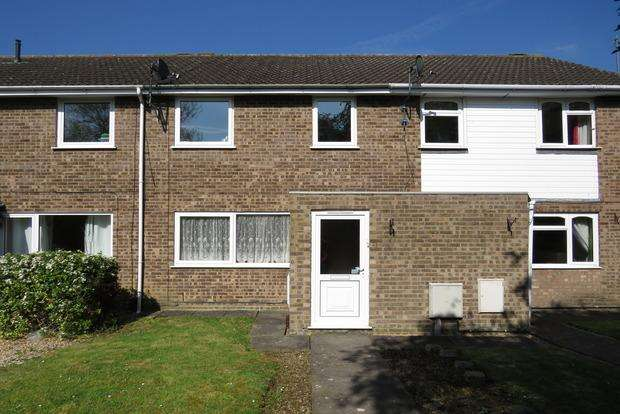 3 Bedrooms Terraced House for sale in Bramhall Rise, Northampton, NN5