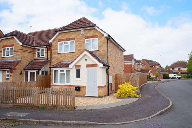 3 Bedrooms Detached House for sale in Oakhall Drive, Dorridge
