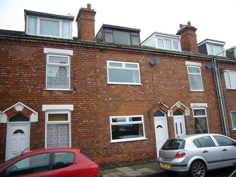 3 Bedrooms Terraced House for sale in Henry Street, Goole, DN14 6TG