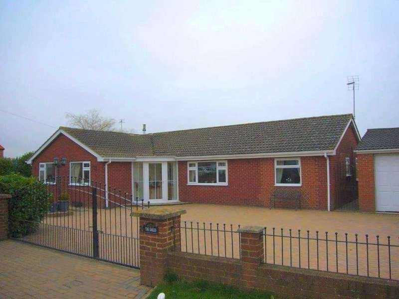 3 Bedrooms Detached Bungalow for sale in Brier Lane, Newland, Selby