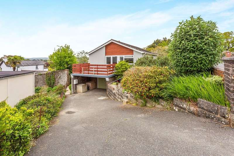 3 Bedrooms Detached Bungalow for sale in Gaze Hill, Newton Abbot, TQ12