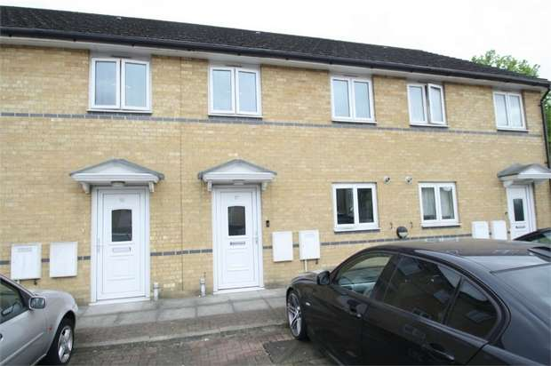 3 Bedrooms Terraced House for sale in Lacewing Close, Plaistow, London