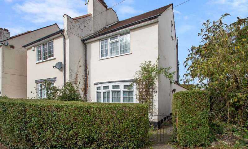 2 Bedrooms Semi Detached House for sale in KENLEY