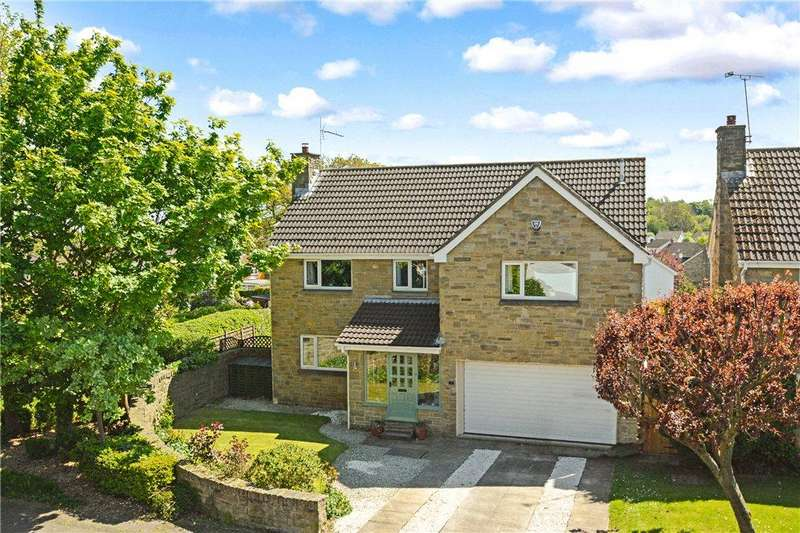 4 Bedrooms Detached House for sale in Aire Road, Wetherby, Leeds
