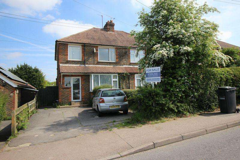 3 Bedrooms Semi Detached House for sale in Cants Lane, Burgess Hill