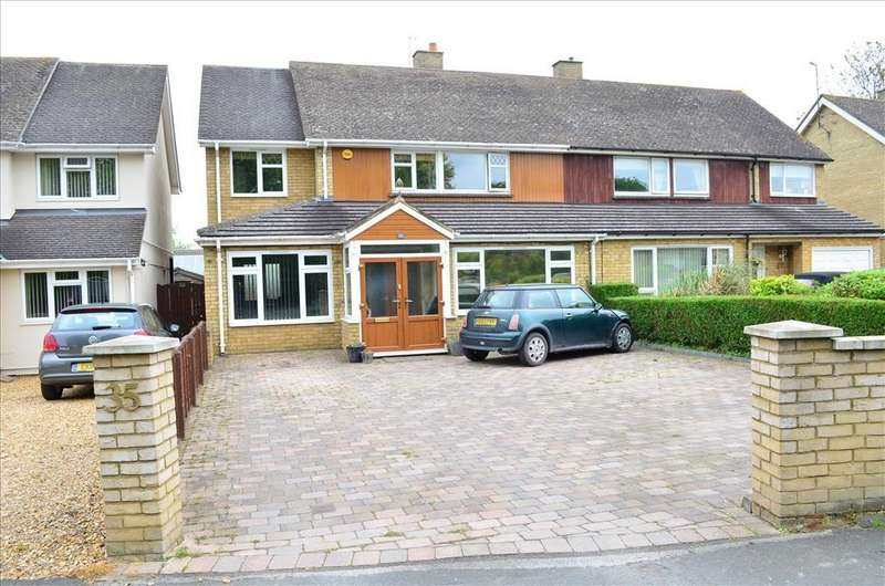 5 Bedrooms Semi Detached House for sale in New Road, MELBOURN, SG8