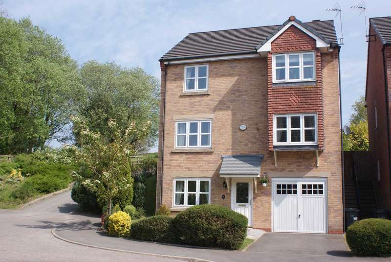 4 Bedrooms Detached House for sale in Kingsbury Close, Brandlesholme