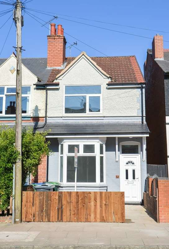 3 Bedrooms End Of Terrace House for sale in Park Road, Bearwood