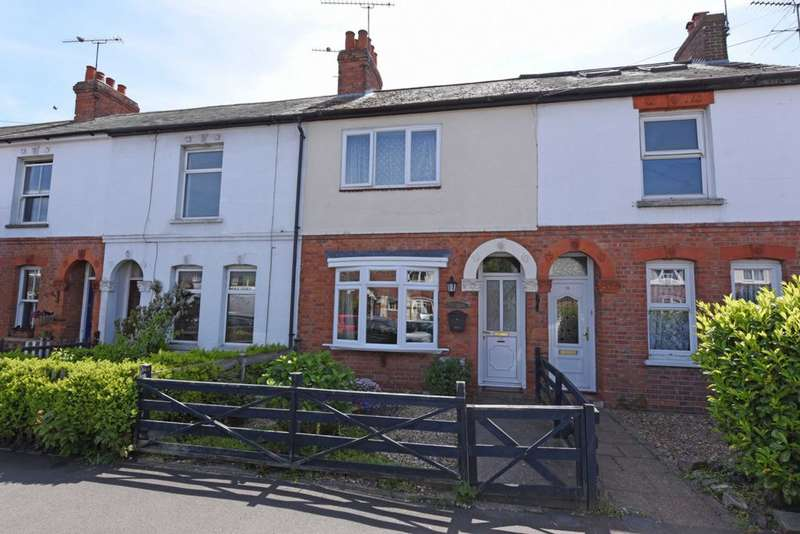 3 Bedrooms Terraced House for sale in High Street, Farnborough, GU14