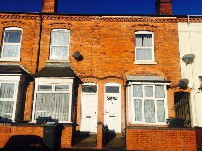 2 Bedrooms Terraced House for sale in Leslie Road, Handsworth, Birmingham, West Midlands