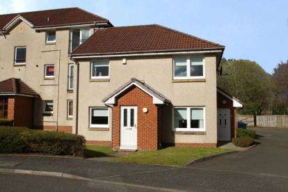 2 Bedrooms Flat for sale in Halidon Avenue, Cumbernauld