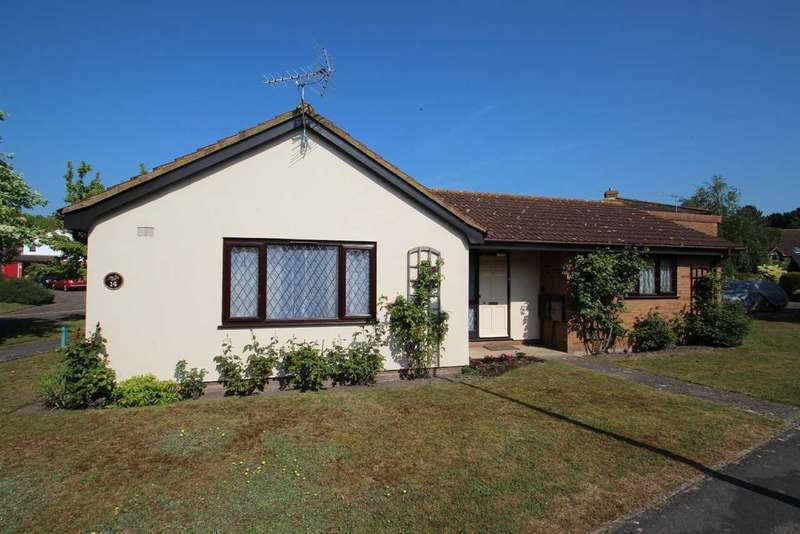 2 Bedrooms Bungalow for sale in Parkers Place, Martlesham Heath, Ipswich