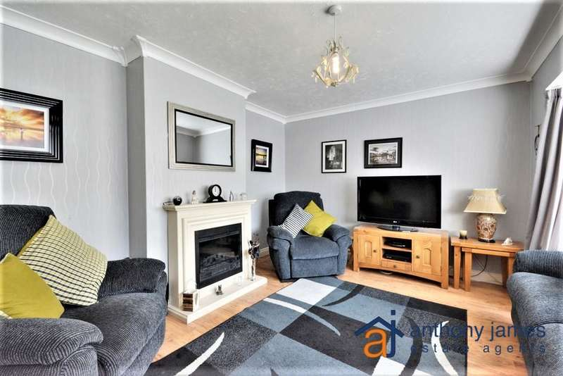 3 Bedrooms House for sale in Sandbrook Road, Ainsdale, Southport, PR8 3RP