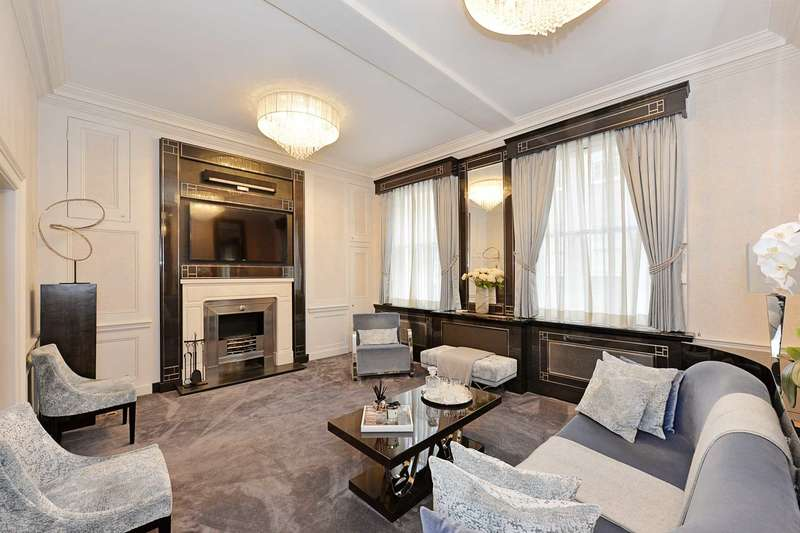 3 Bedrooms House for sale in Carlisle Street, Soho W1D