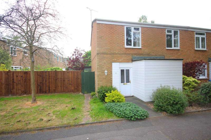 3 Bedrooms End Of Terrace House for sale in Claverdon, Bracknell