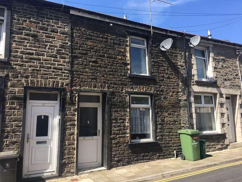 2 Bedrooms Terraced House for sale in Duffryn Street, Mountain Ash